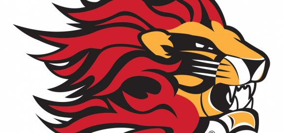 Lion-Mar Lions - Lion head logo
