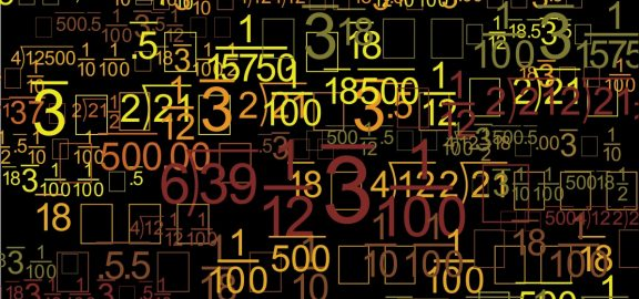 collage of math equations